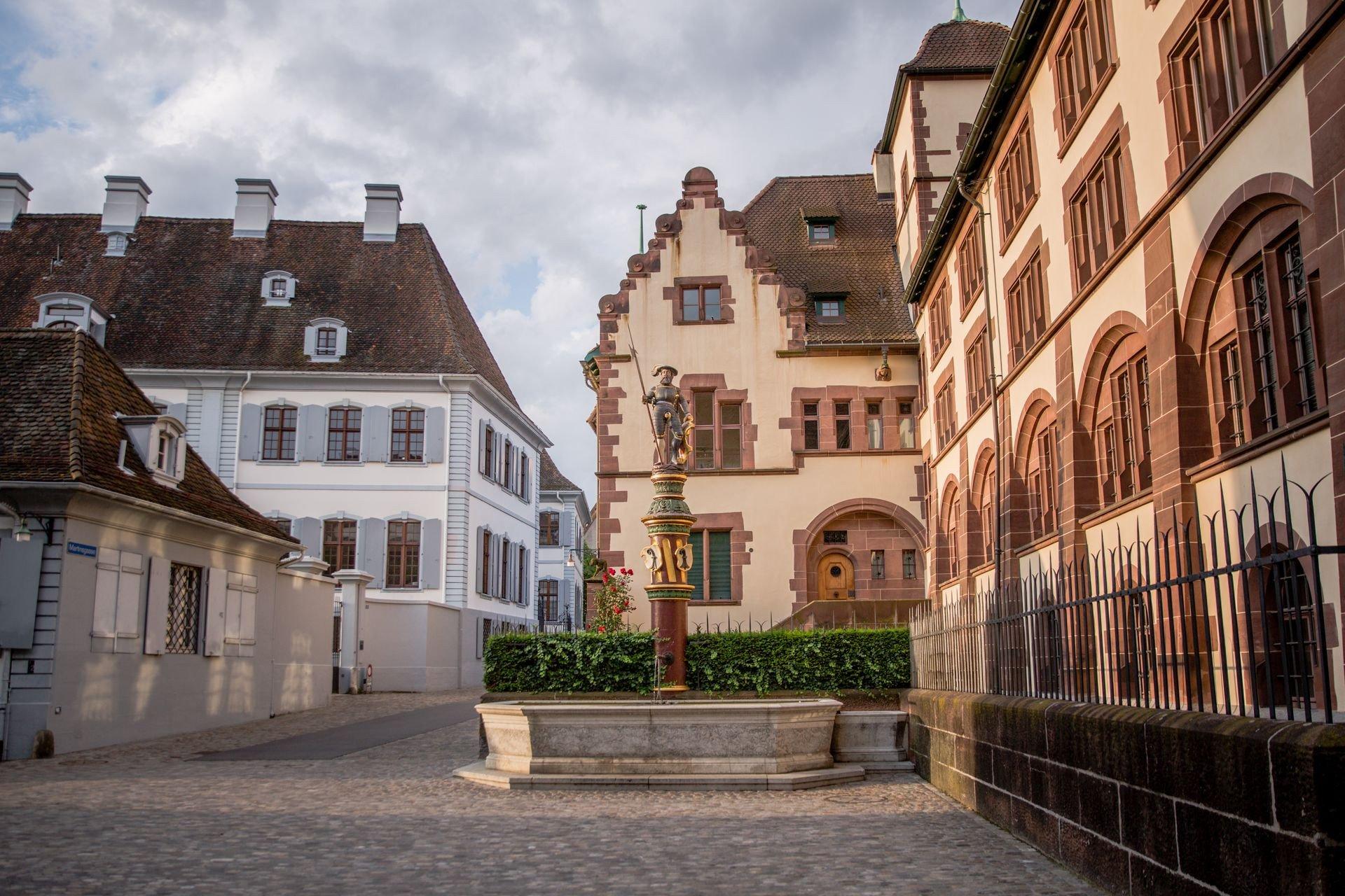 Martinskirchplatz