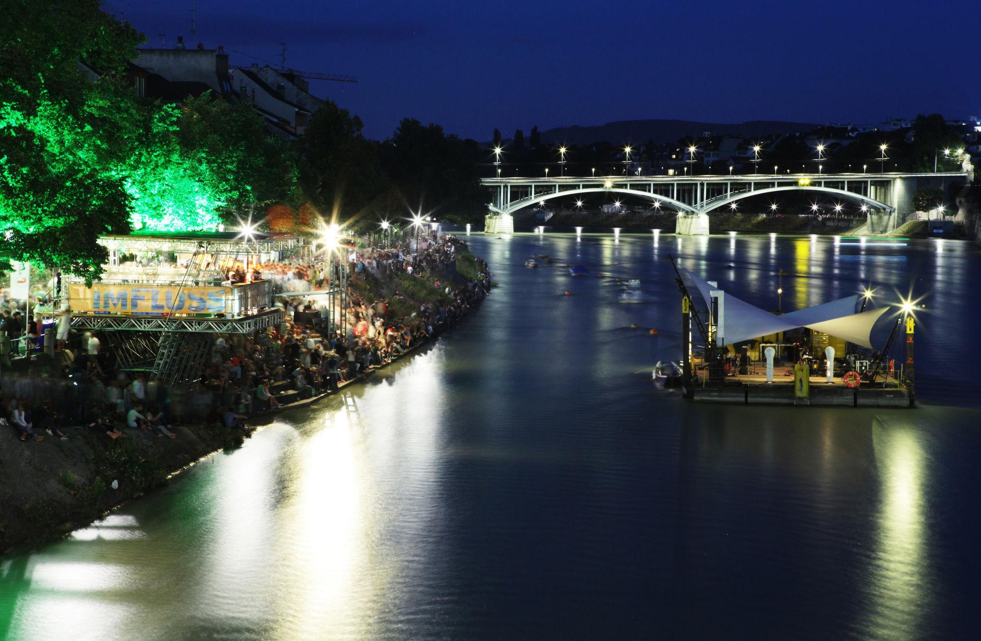 Im Fluss Basel