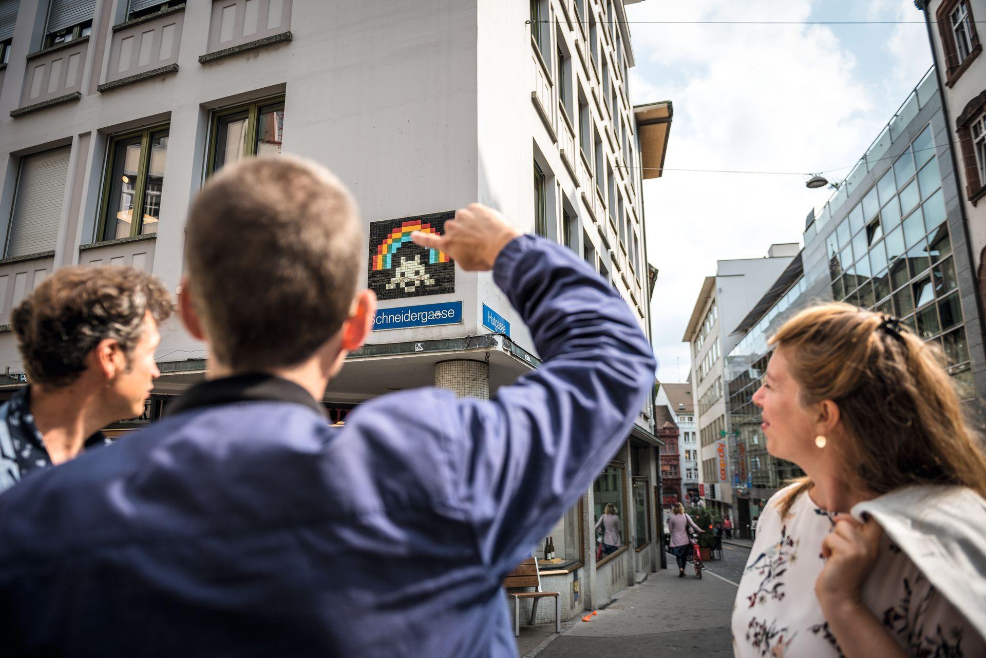 Basel, Urban Art Tour