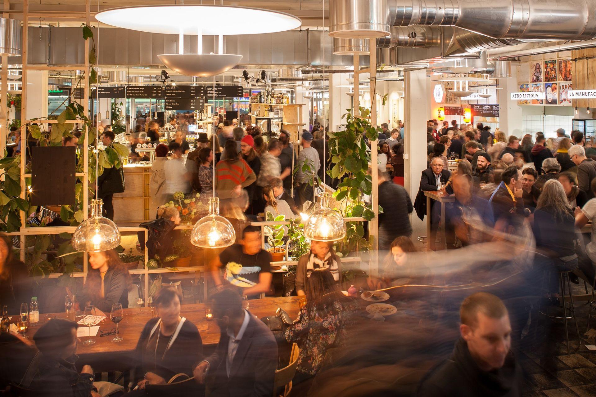 Restaurant KLARA Basel