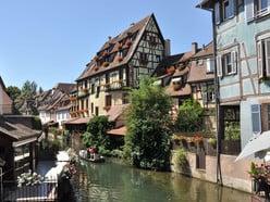 Colmar in Frankreich.