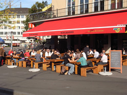 Das Restaurant Kohlmanns.