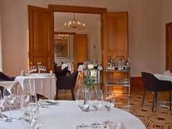 Das Restaurant Bel Etage im Teufelhof Basel.