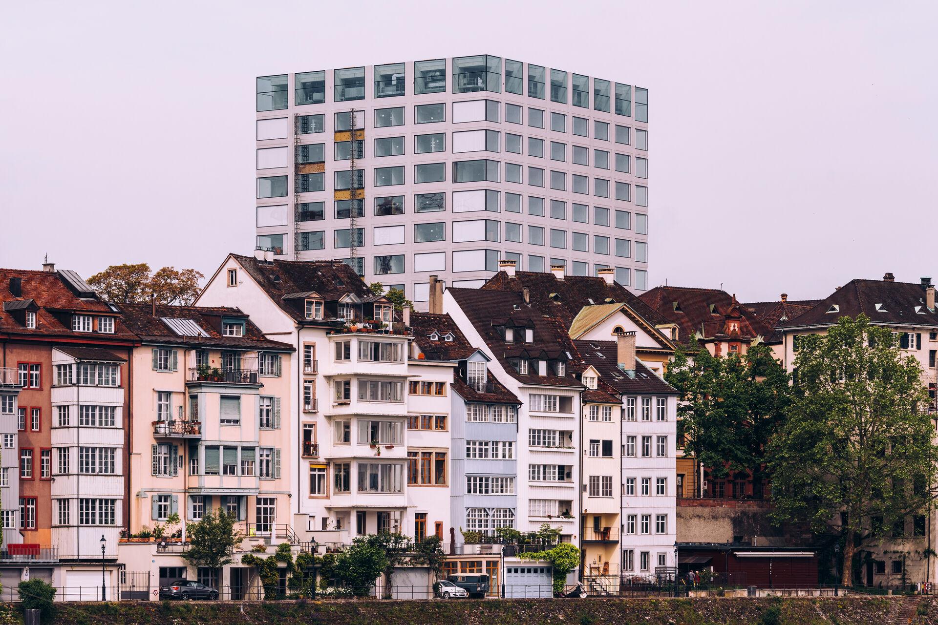 Neubau Biozentrum Basel / New building Biocenter Basel