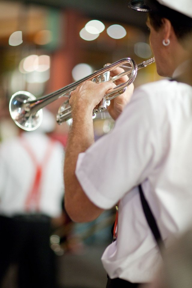 Das Basler Jazz Festival Em Bebbi sy Jazz 2010.