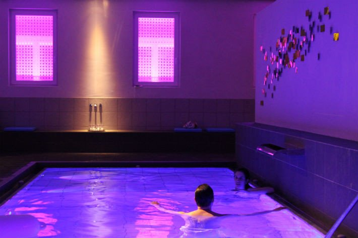 Saunas & spas in Basel