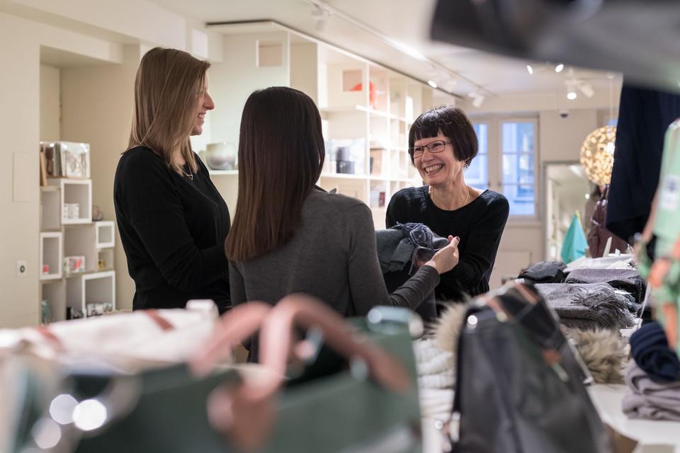 Shop with a local mit Anne Demierre Schlaeppi.