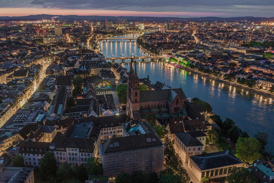 Basler Münster / Basel Cathedral