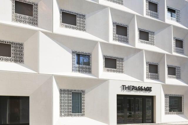 Das hochwertige urban lifestyle Hotel The Passage am Steinengraben in Grossbasel.