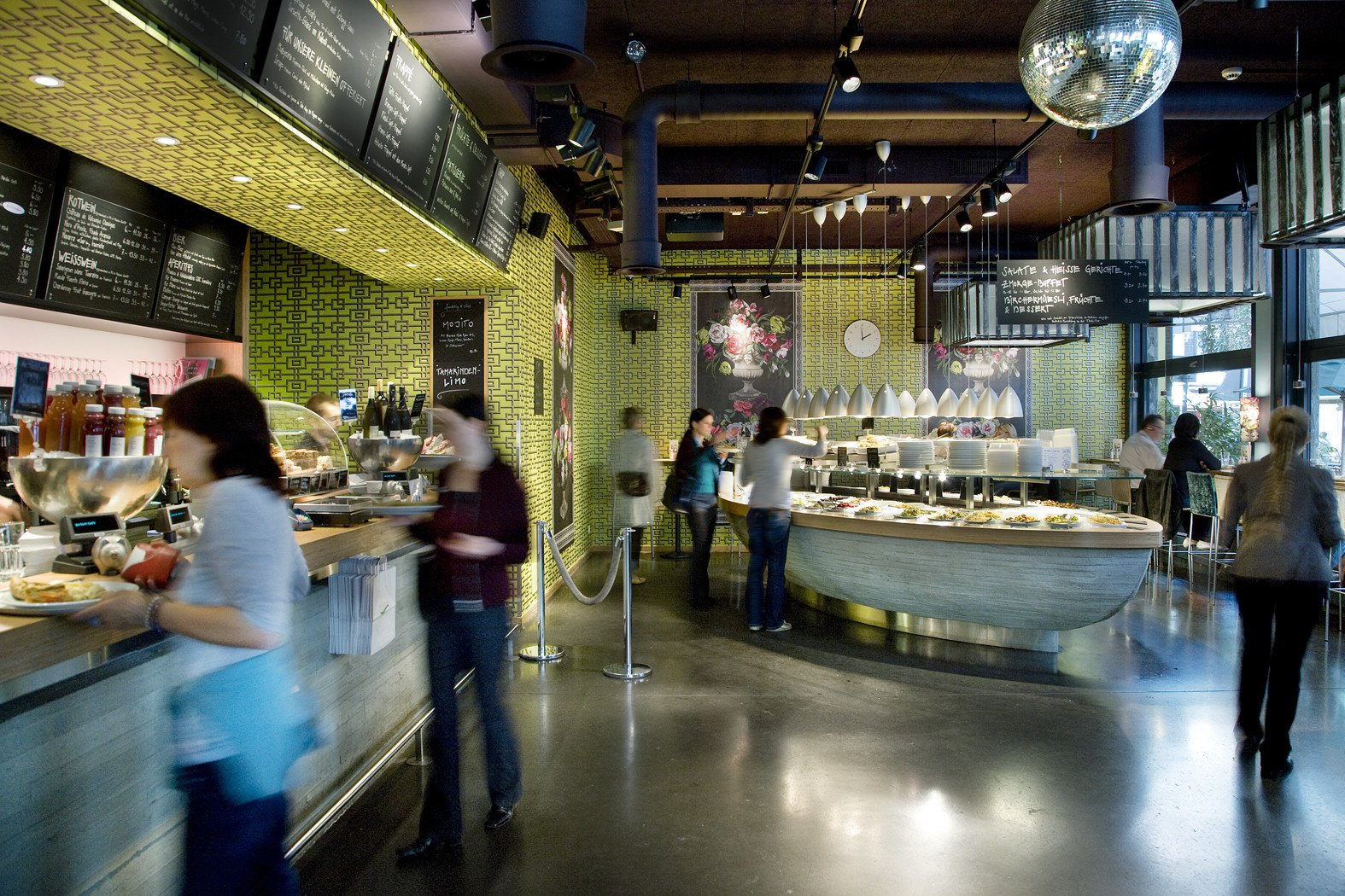 Restaurant Tibits Basel