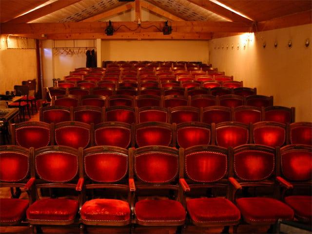 Das Theater im Teufelhof Basel.