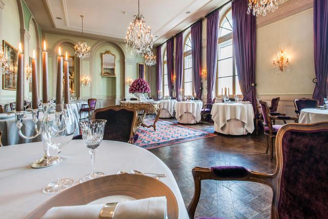 Basel für Geniesser: Cheval Blanc im Grand Hotel Les Trois Rois.