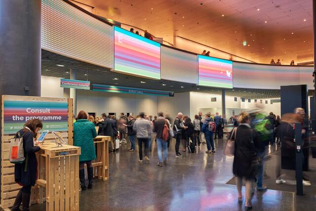 EACS 2019 | Congress Center Basel | Event Halle