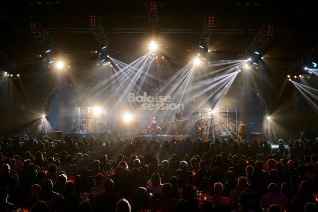Sarah Connor am Indoor Musik-Festival Baloise Session 2015 mit Sarah Connor. Photo Dominik Plüss / 23. October 2015