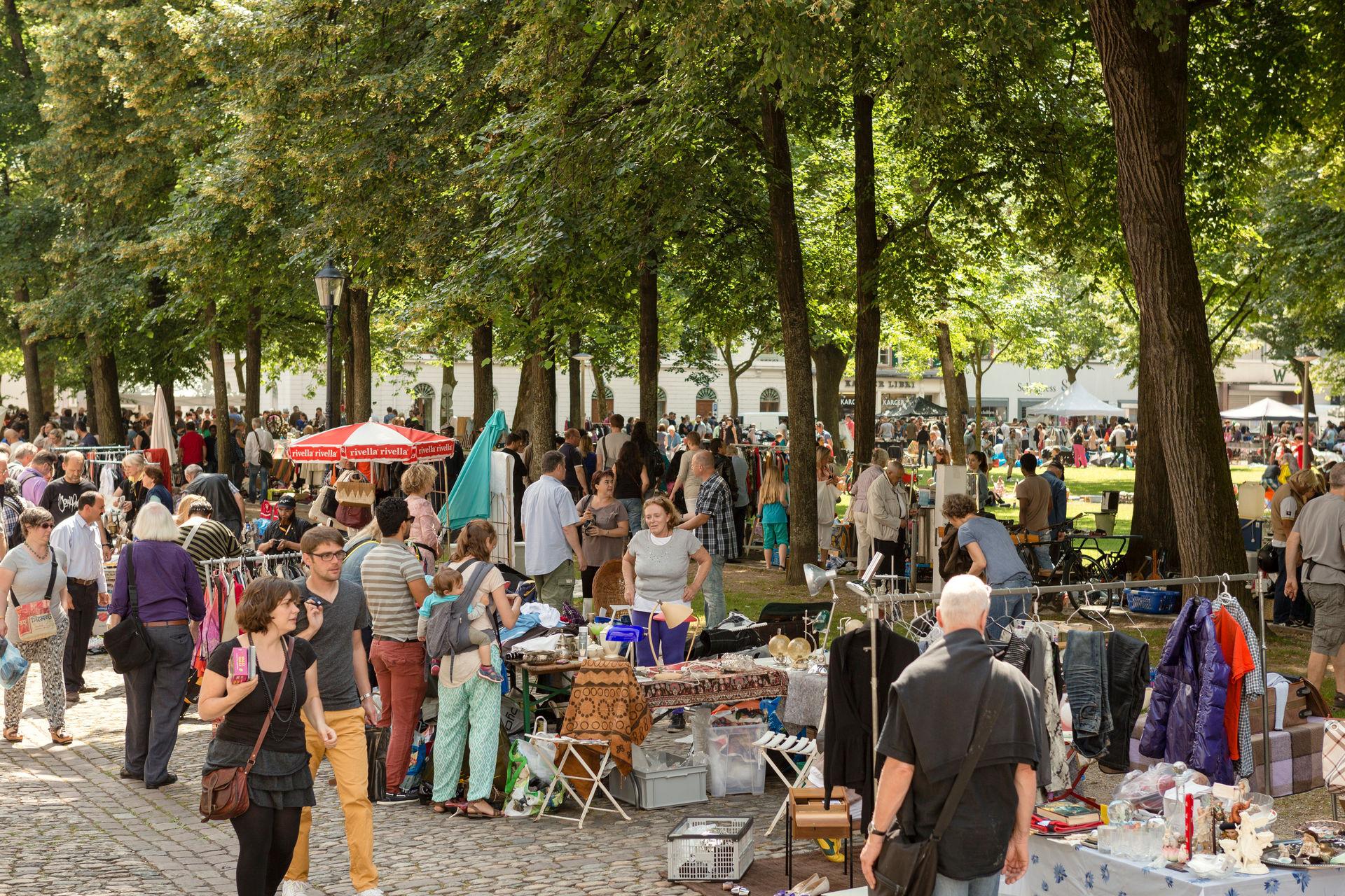 Markt Basel-Stadt